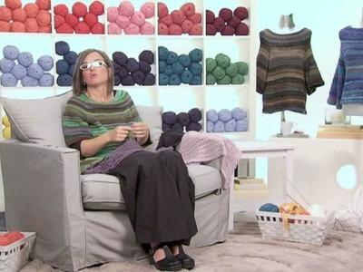 Realizzare uno scialle a maglia.5 Presenta Emma Fassio