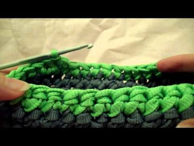 TUTORIAL BORSA FETTUCCIA CAMBIO COLORE(tutorial sling bag color change)