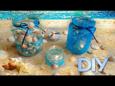 Tutorial: Lanterne Estive | Riciclo Creativo | DIY SUMMER Lantern