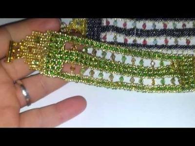 Video collage: creazioni gufettose e bracciali ^_^