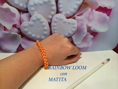 01 Rainbow Loom Fare Facilmente Bracciali Fishtail