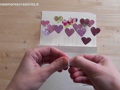 Biglietto San Valentino pop up