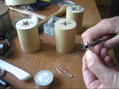 Come Costruire Una Caterinetta Per La Maglia Tubolare (Anche Per Il Filo Metallico)