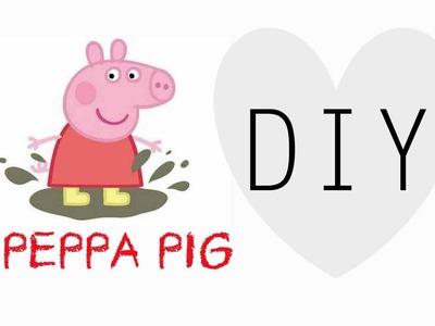 DIY: PEPPA PIG