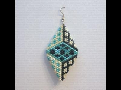 Sarubbest - Orecchini e creazioni varie con perline lavorate al Peyote | Nuove Creazioni