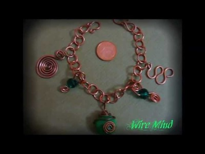 Bracciali collane anelli wire - creazioni wire - wire style