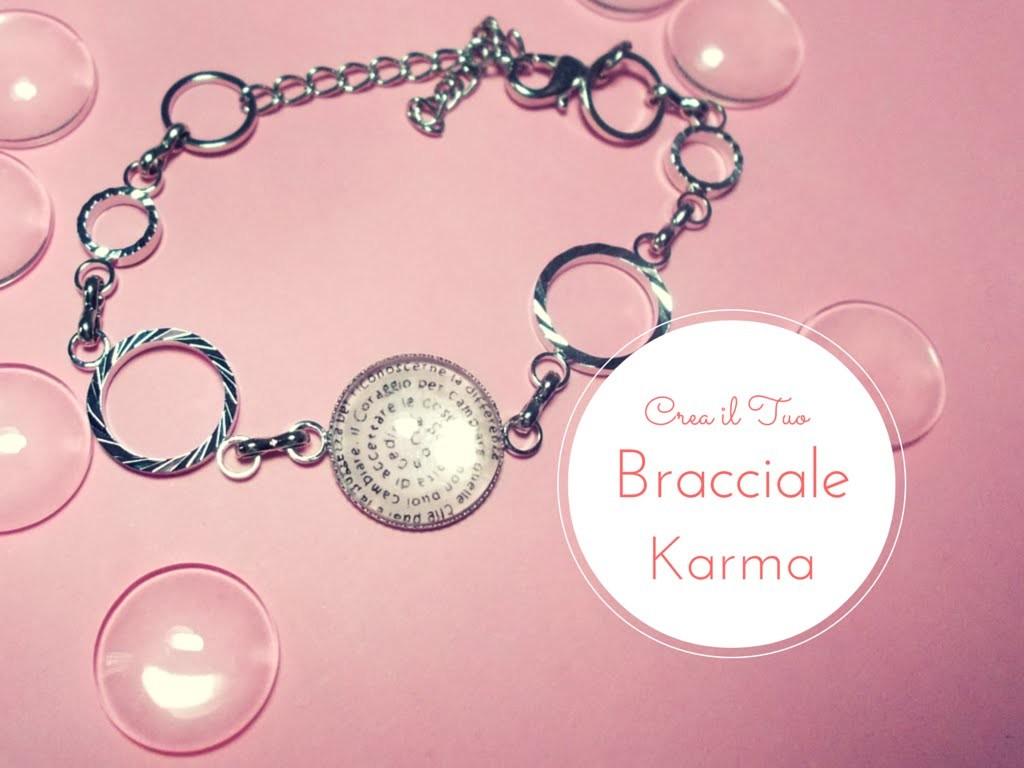 Crea il Tuo Braccialetto Karma! ✸ Tutorial ✸ (con elementi PandaHall)