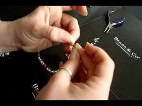Creare un Braccialetto con perline - Lezione 2 - Beads&Co