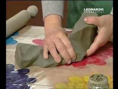 Fai da te - Corso base di Ceramica - Vaso (Parte 1)