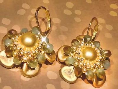 Le Perline in Pillole - Orecchini Fiorilà 75marghe75 - Luglio2014