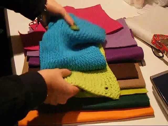 Ma come si fanno le asole per i colli di lana? =D