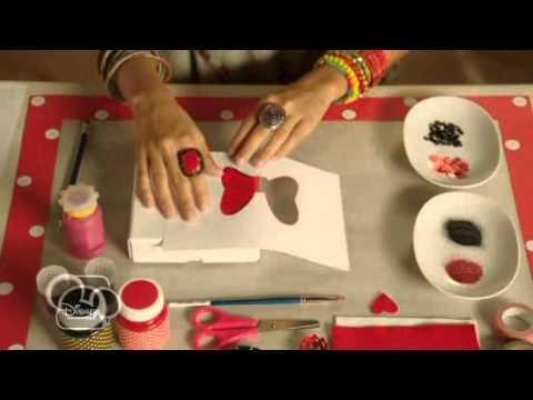 Minnie & You -- Scatole decorate fai da te