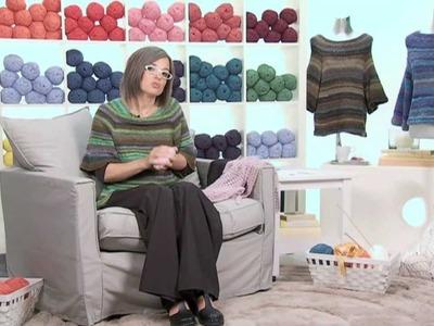 Realizzare uno scialle a maglia.1 Presenta Emma Fassio