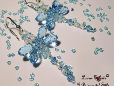 Tutorial: Libellule di cristalli e perline. Prima parte