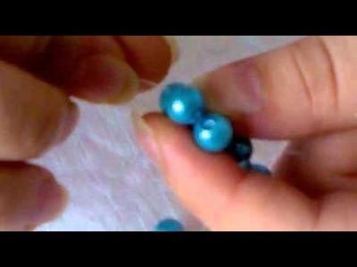 Tutorial perline- Palla di perle