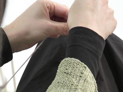 Unire i fili della maglia in modo invisibile. Presenta Emma Fassio