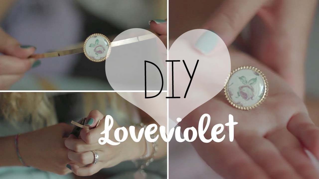 DIY: Anellino in stile Accessorize | Loveviolet