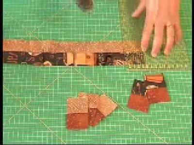 IL VILLAGGIO DELLA CREATIVITA' - Video corso patchwork: il Four Patch