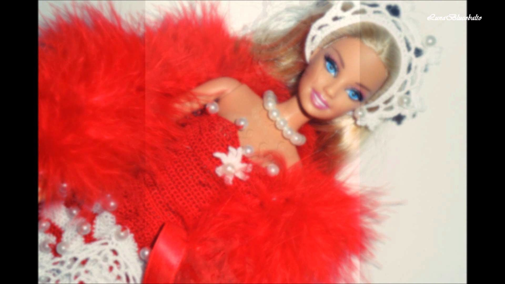 Lavori artistici alluncinetto abiti per barbie for Lavori all uncinetto per altari