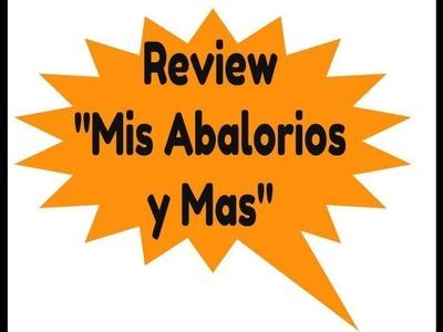 """Review """"Mis Abalorios y Mas"""" -  Rivenditore Cuoio e Accessori Regaliz su eBay"""