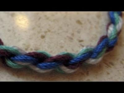 Bracciali di cotone - Torciglio