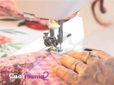 Cucimania 2 #3 - Come confezionare un cuscino (prima parte)