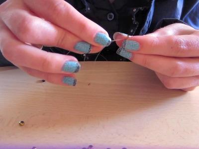DIY: Come fare un bracciale di perline a spirale TUTORIAL