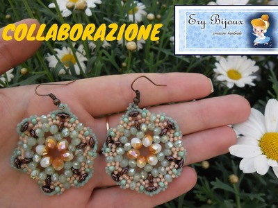 Collaborazione con Ery Bijoux | 2 Creative 2 Tutorial STESSI Materiali!