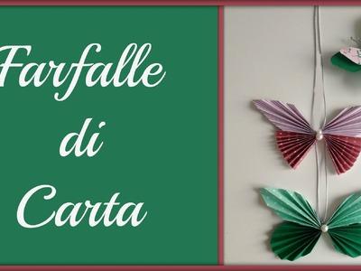 Farfalle di Carta. Paper Butterfly #2 (Creatività) Arte per Te
