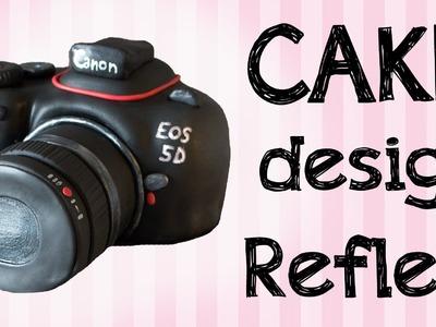 Canon Eos 5D: tutorial cake design in pasta di zucchero (Sub ENG)
