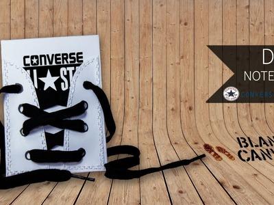 DIY Notebook - Converse ★ All Star
