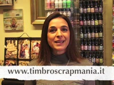 Benvenuti nel canale di Timbroscrapmania.it