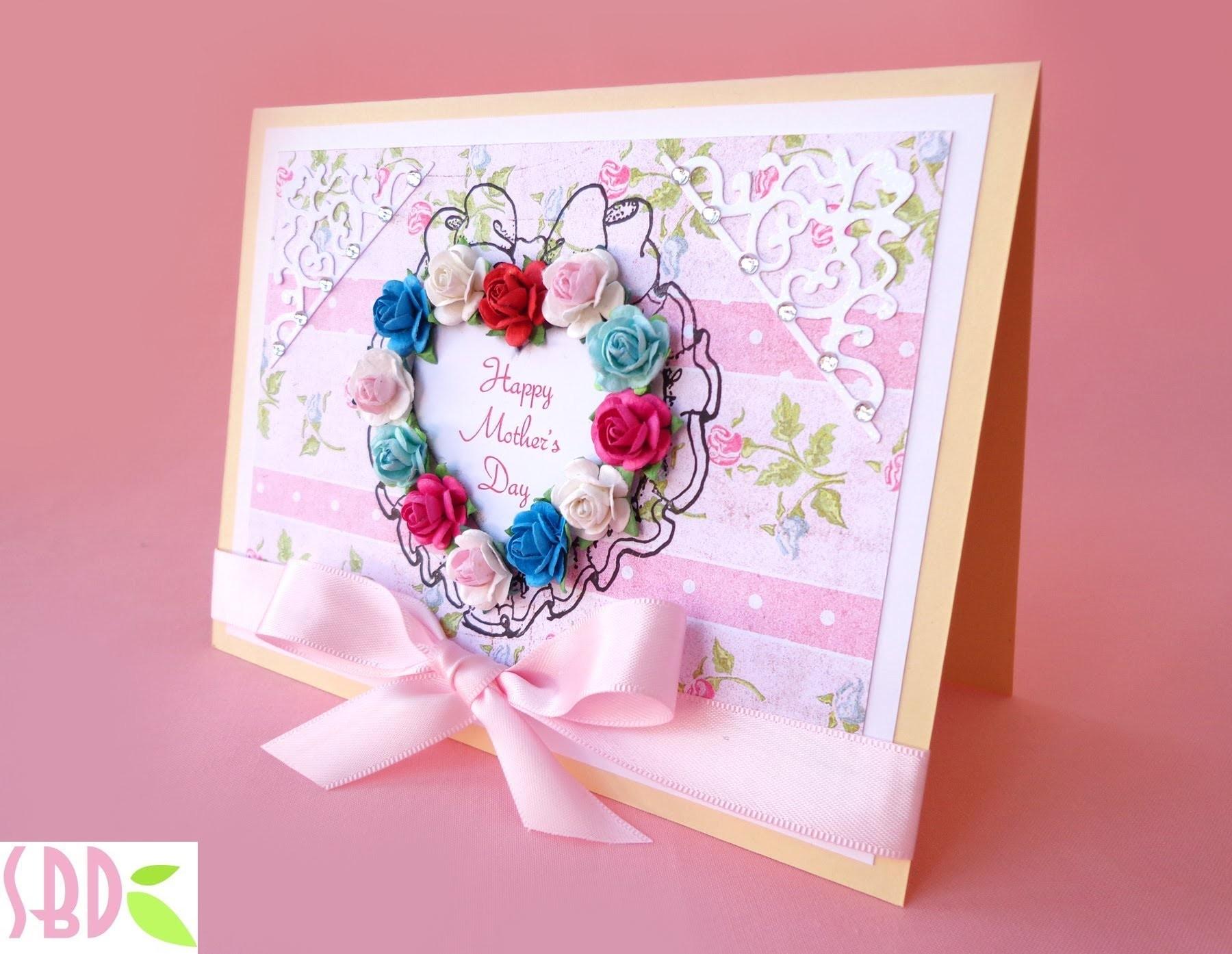 Card Festa della Mamma - Mother's Day Card