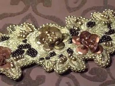 Le Perline in Pillole - Bracciale Bronzed Sand