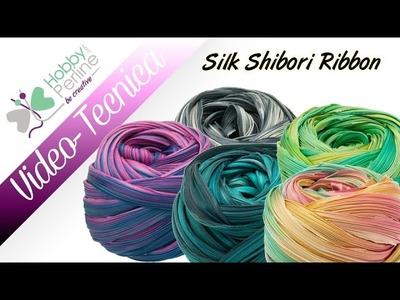 Silk Shibori Ribbon   WIKI - HobbyPerline.com