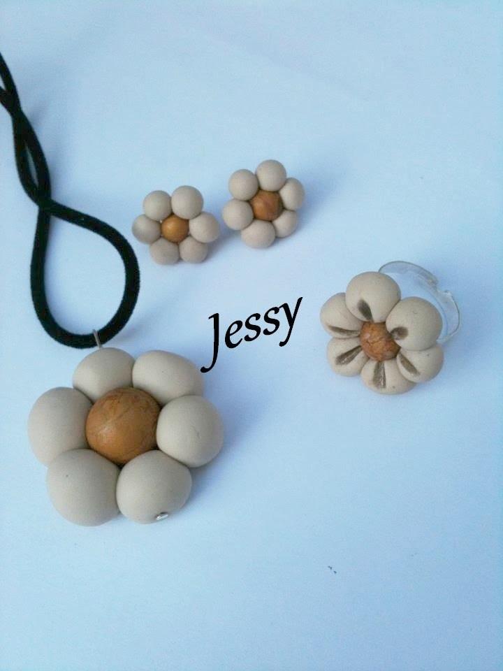 Tutorial fiorellino in fimo - Polymer Clay - Flower Tutorial