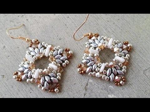 DIY - Modulo Cristina per orecchini, bracciali, collane