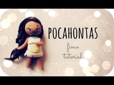 ❤ Pocahontas - Fimo Tutorial ❤