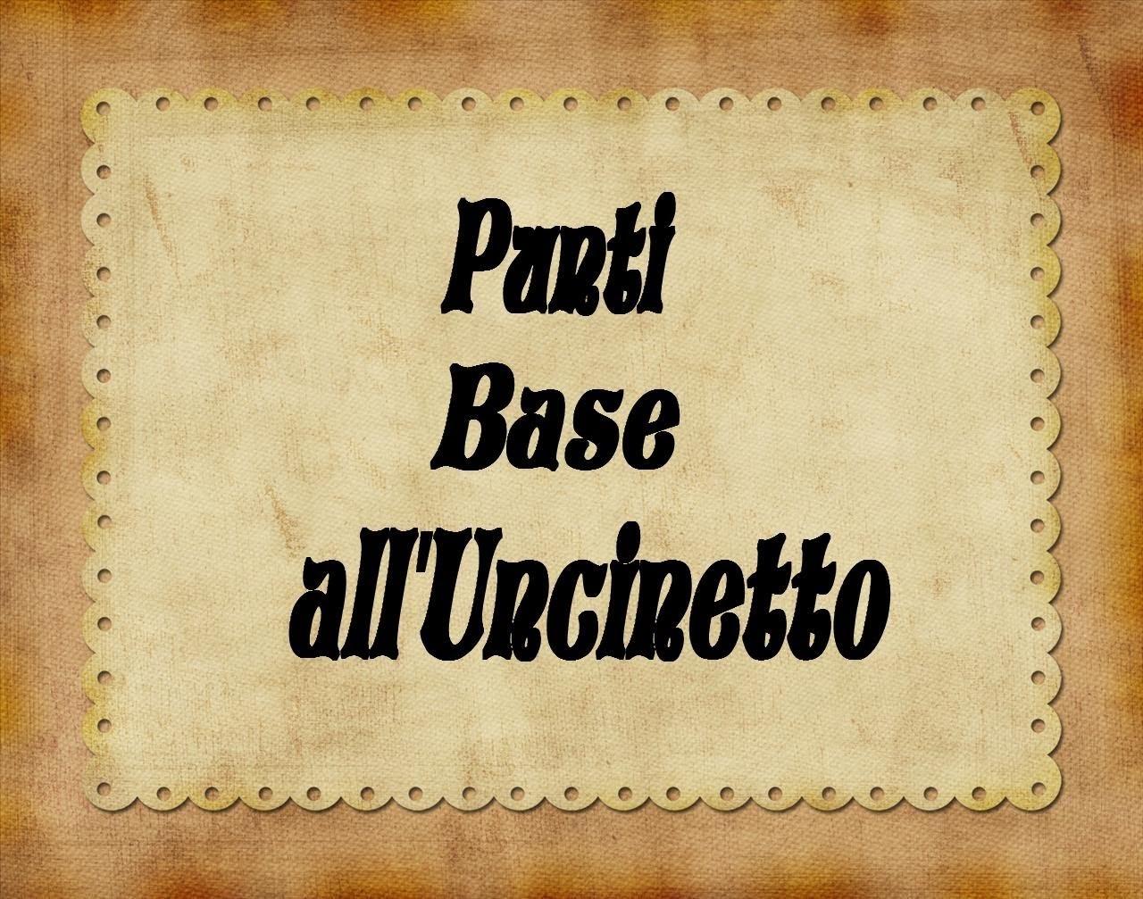 Punti Base all'Uncinetto La Maglia Bassa - Single Crochet Stitch (ENG SUBS)