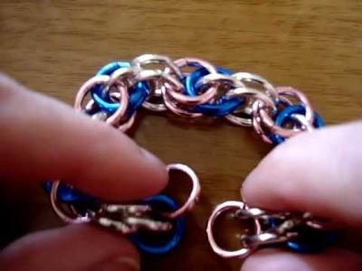 Sarubbest - Primi Intrecci Chain Mail ^___^   Nuove Creazioni