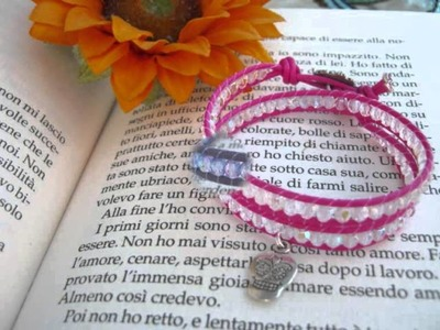 Feddy's Bracelets - DIY, wrap bracelets, chan luu style, armparty, armcandy!