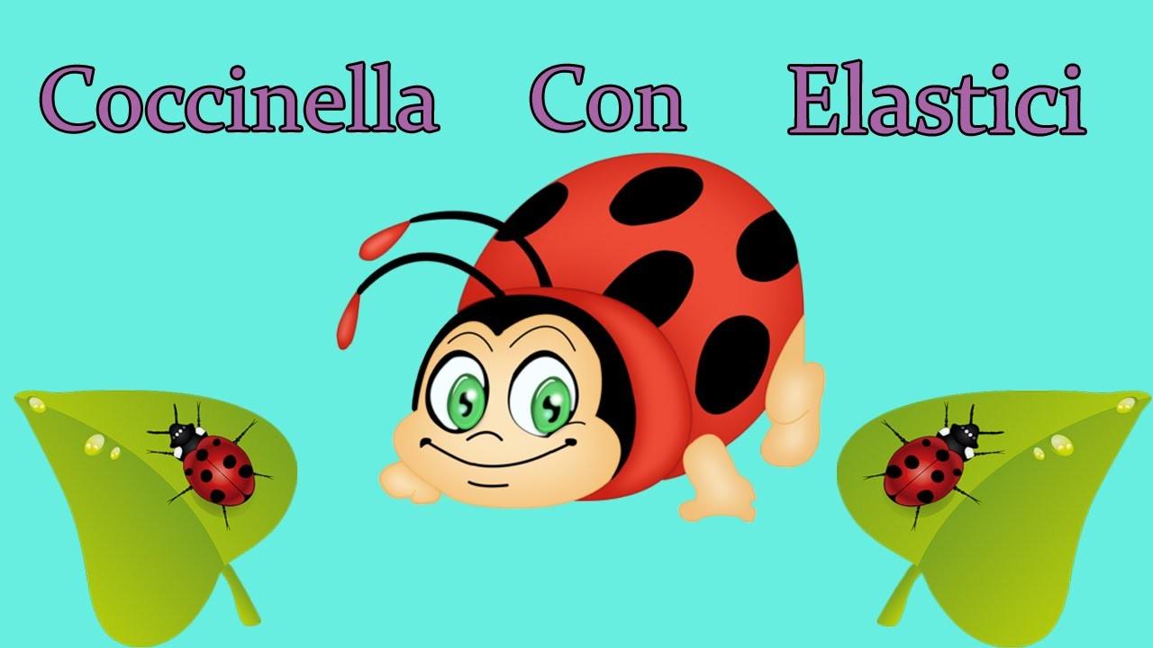 ♥ Coccinella Con Elastici Rainbow Loom Tutorial ! ♥