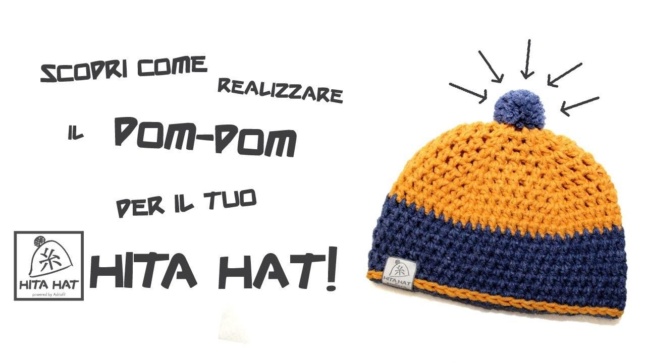 Come realizzare il pom pom per il tuo Hita Hat