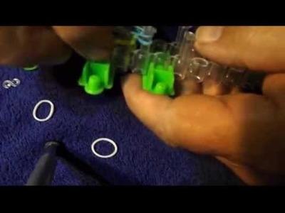 BRACCIALI  con elastici al telaio