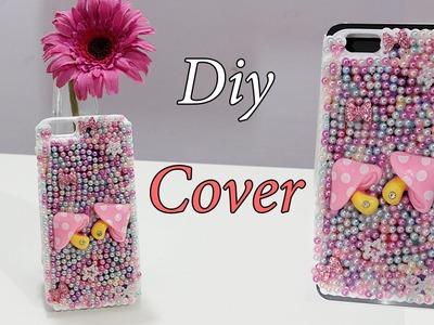 DIY Cover con Hama Beads e Mezze Perle da Banggood Tutorial