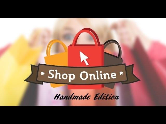 Vendere le proprie Creazioni  - Where to Sell Your Handmade Items