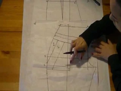 Tutorial: Cartamodello pantalone base