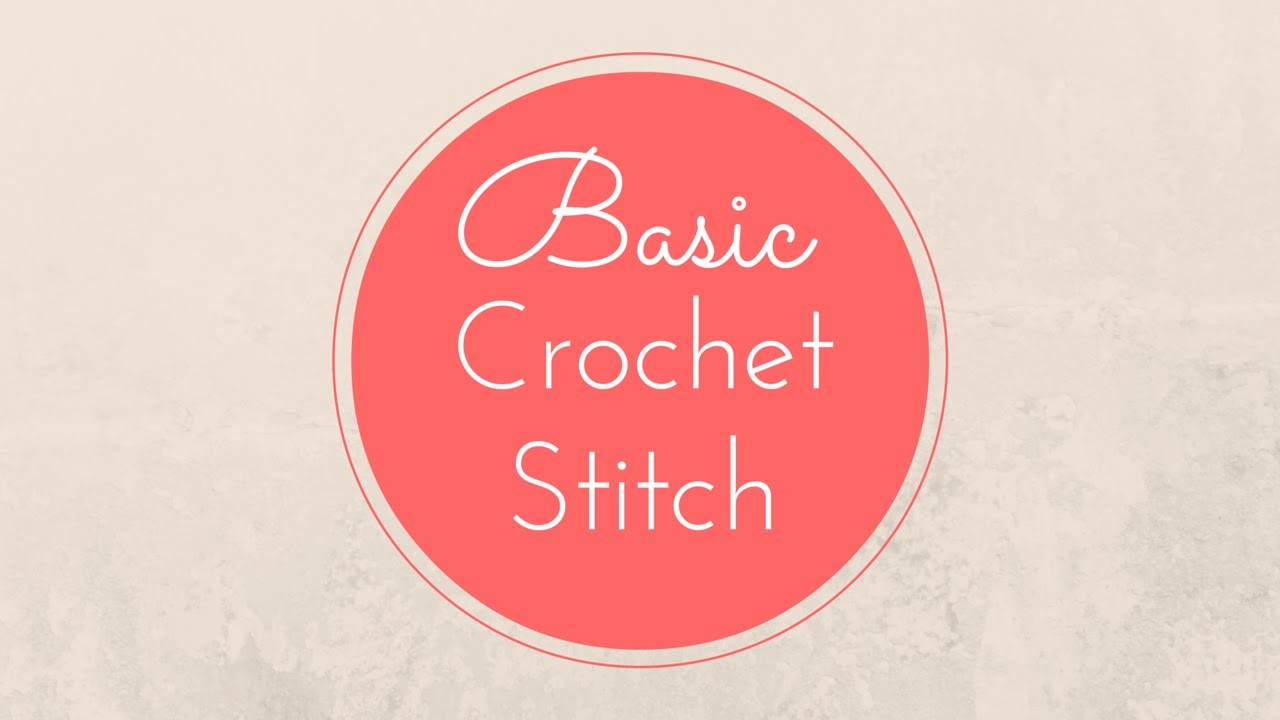 Beginning Double Crochet Cluster
