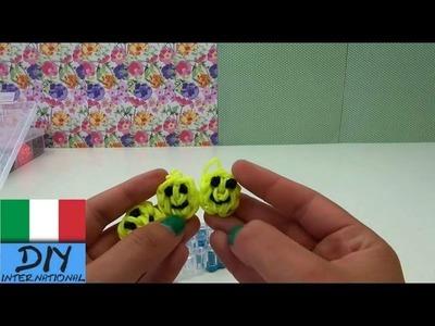Come realizzare smiley loom