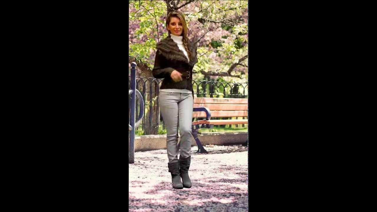 Giacca in misto lana trendy da donna (Cod.Art. 001117)